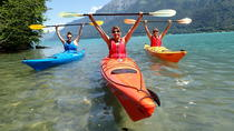 Kayak Tour of the Turquoise Lake Brienz, Interlaken, Kayaking & Canoeing