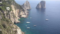 Small Group Positano and Amalfi Cruise from Sorrento , Sorrento, Day Cruises
