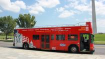 Hop-On Hop-Off Bus Tour of Washington DC: Monuments, Landmarks and Memorials, Washington DC, Night ...