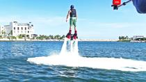Best water tour in Cabo, Flyboard inside a protected Marina, Los Cabos, Flyboarding