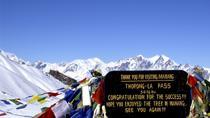 Annapurna Circuit Trek with Throng La Pass, Kathmandu, Hiking & Camping