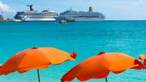 Freeport Shore Excursion: Round-Trip Beach Transfer to Paradise Cove, Freeport, Bus & Minivan Tours