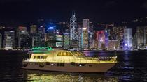 Victoria Harbour Night Hop-on Hop-off Yacht Cruise, Hong Kong SAR, Day Cruises