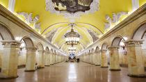 Metro Tour, Moscow, City Tours