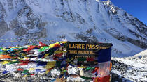 Manaslu Larke Pass Trekking, Kathmandu, 4WD, ATV & Off-Road Tours