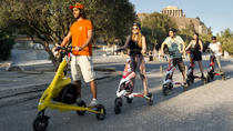 Acropolis Half-day Walking and Trikke Tour, Athens, Trikke Tours