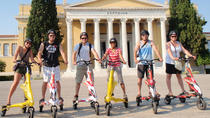 Private Tour: Central Athens Highlights Tour by TRIKKE, Athens, Vespa, Scooter & Moped Tours