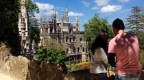 Guided Mystic and Romantic Sintra Shared Tour, Lissabon