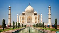 5 Day Golden Triangle include Delhi-Agra-Jaipur, New Delhi, Private Sightseeing Tours