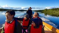 Be a Gold Digger, Gold Panning and a Boat Trip, Rovaniemi, Day Trips