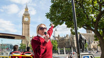 London Hop-on-Hop-off-Tour im großen Bus, London
