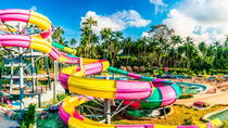 Family Package for Samui Water Park Pink Elephant, サムイ島