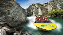 Private Arrival Transfer: Queenstown Airport to Hotel by Jet Boat, Queenstown