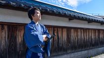 Samurai Kimono Cosplay Experience