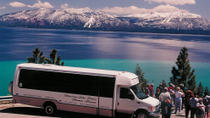 Lake Tahoe Circle Tour Including Squaw Valley, Lake Tahoe, Private Sightseeing Tours
