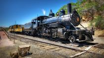 Wild West Tour from Lake Tahoe with Train Ride, Lake Tahoe, Helicopter Tours