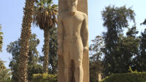 Half-Day Saqqara Pyramids and Memphis Tour from Cairo
