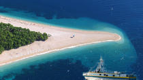 Bol and Zlatni rat beach on Brac, day excursion with walking tour and lunch, Split, Cultural Tours