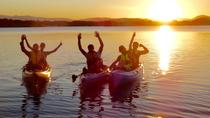 Tour in kayak a pedali per piccoli gruppi Sunsets e Serenity a Canberra, Canberra, Kayaking & Canoeing
