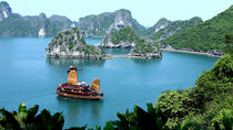 2-Day Ha Long Bay and Tuan Chau Island Tour from Hanoi, Hanoi, Overnight Tours