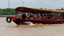 Full-day Mekong Delta Authentic Experience by Speed Boat from Ho Chi Minh City, Ho Chi Minh-byen
