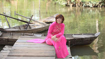 Half-Day Ao Dai Photography Tour from Ho Chi Minh City, Ho Chi Minh City, City Tours
