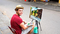 Half-Day Heritage Painting Tour from Hoi An City, Hoi An, Painting Classes