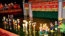 Hanoi Evening Tour with Water Puppet Show and Dinner, Hanoi, Theater, Shows & Musicals