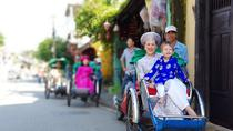 HOI AN CYCLO TOUR IN VIETNAM TRADITIONAL AO DAI, Hoi An, Cultural Tours