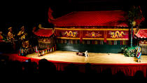 Vietnamese Water Puppet Show and Dinner in Ho Chi Minh City, Ho Chi Minh-byen
