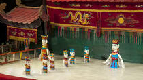 Water Puppet Show Including Dinner from Ho Chi Minh Port, Ho Chi Minh City, Night Tours