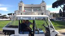ROME GOLF CART PRIVATE TOUR WITH A LOCAL, Rome, Private Sightseeing Tours
