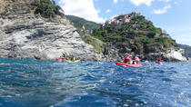 Cinque Terre Kayaking Trip from Monterosso, Cinque Terre, Kayaking & Canoeing
