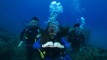 Diving in the marine area of Portovenere: Sea Baptism, La Spezia