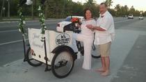 Wedding Pedicab Transport, Key West, Pedicab Tours