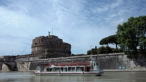 Hop-on hop-off rivierrondvaart en optionele bustour door Rome, Rome, Hop-on Hop-off tours