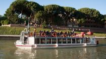 Rome Tiber River Cruise with Aperitivo, Rome