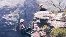Amazing Half Day Abseiling Adventure in the Blue Mountains, Blue Mountains, Climbing