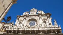 Private Tour: Lecce City Sightseeing Including Basilica di Santa Croce, Lecce, City Tours