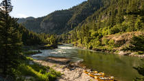 Small Boats with Big Action and Riverside Cookout, Jackson Hole, White Water Rafting & Float Trips