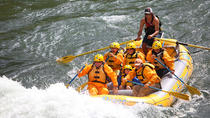 Small Boats with Big Action, Jackson Hole, White Water Rafting