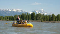 Snake River Scenic Float with Teton Views, Jackson Hole, White Water Rafting & Float Trips