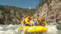 Super Small Boats with Big Action and Riverside Cookout, Jackson Hole, White Water Rafting & Float ...