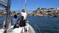 Private Douro River Sailing Cruise, Porto, Day Cruises