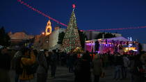 Christmas Eve Tour of Bethlehem from Jerusalem, Jerusalém