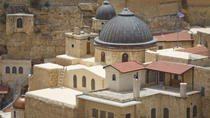 Desert Jeep Tour from Jerusalem: Mar Saba Monastery and Wadi Qelt, Jerusalem, Day Trips