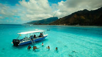 Discover Moorea by Boat, Moorea, Day Cruises