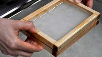 Traditional Japanese Washi Papermaking - the only place in Osaka!, Osaka, Craft Classes