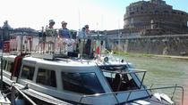 Civitavecchia Shore Excursion: Private transfers and Hop-On Hop-Off Double Decker Bus and River ...