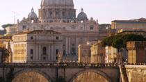 Civitavecchia Shore Excursion: Rome in One Day Including Hop-On Hop-Off Double Decker Bus and River Cruise